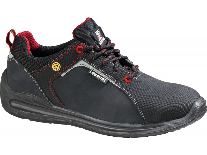 Si.-Schuh SUPER X LOW S3 ESD Gr. 44 Modell 1261