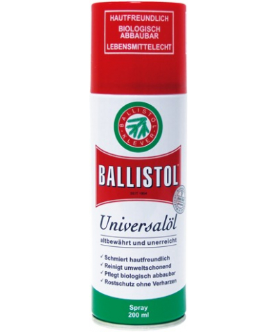 Ballistol Universalöl - Spray 200 ml