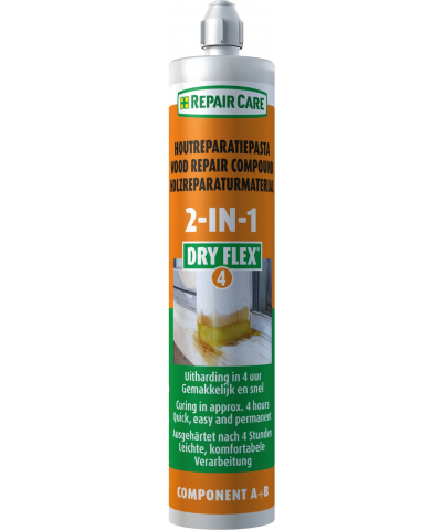 Repair Care Dry Flex 4 2-in-1 Reparaturmasse 5-20 mm