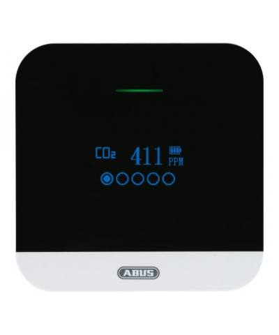 Abus CO2-Melder Airsecure CO2WM110