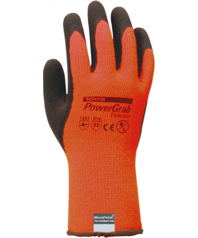 Handschuh Towa Power Grab Thermo, Gr. 9
