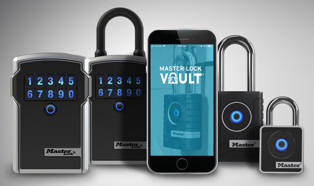 Master Lock Bluetooth Produkte